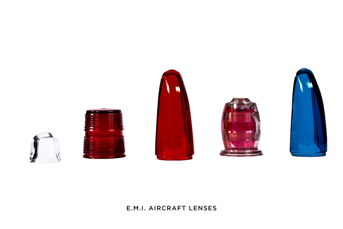 EMI  Aircraft Lenses
