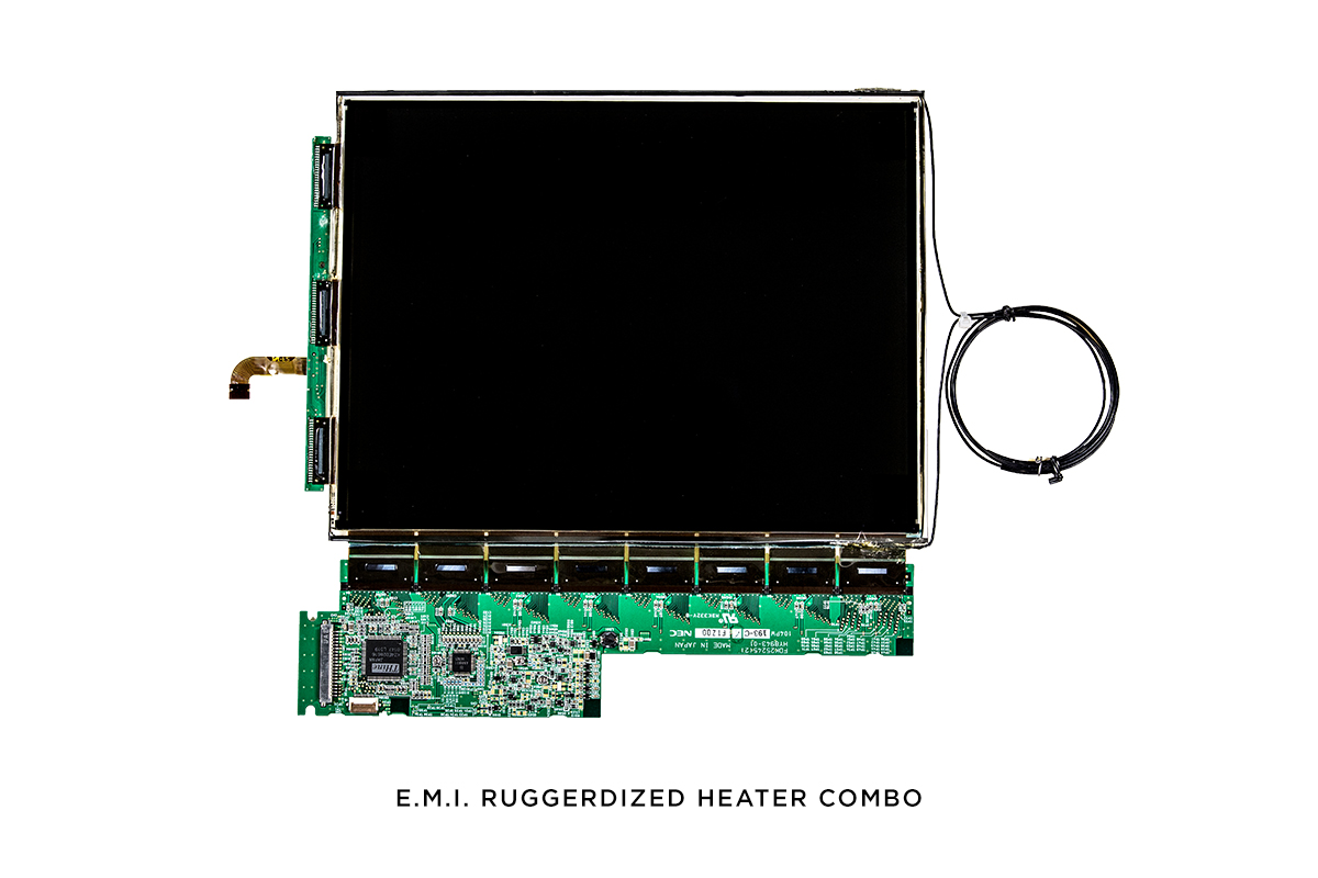 EMI Heater Combo Ruggerdized