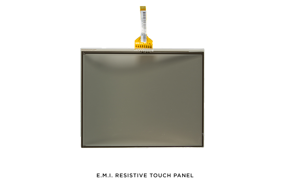 EMI Resisitive Touch Panel