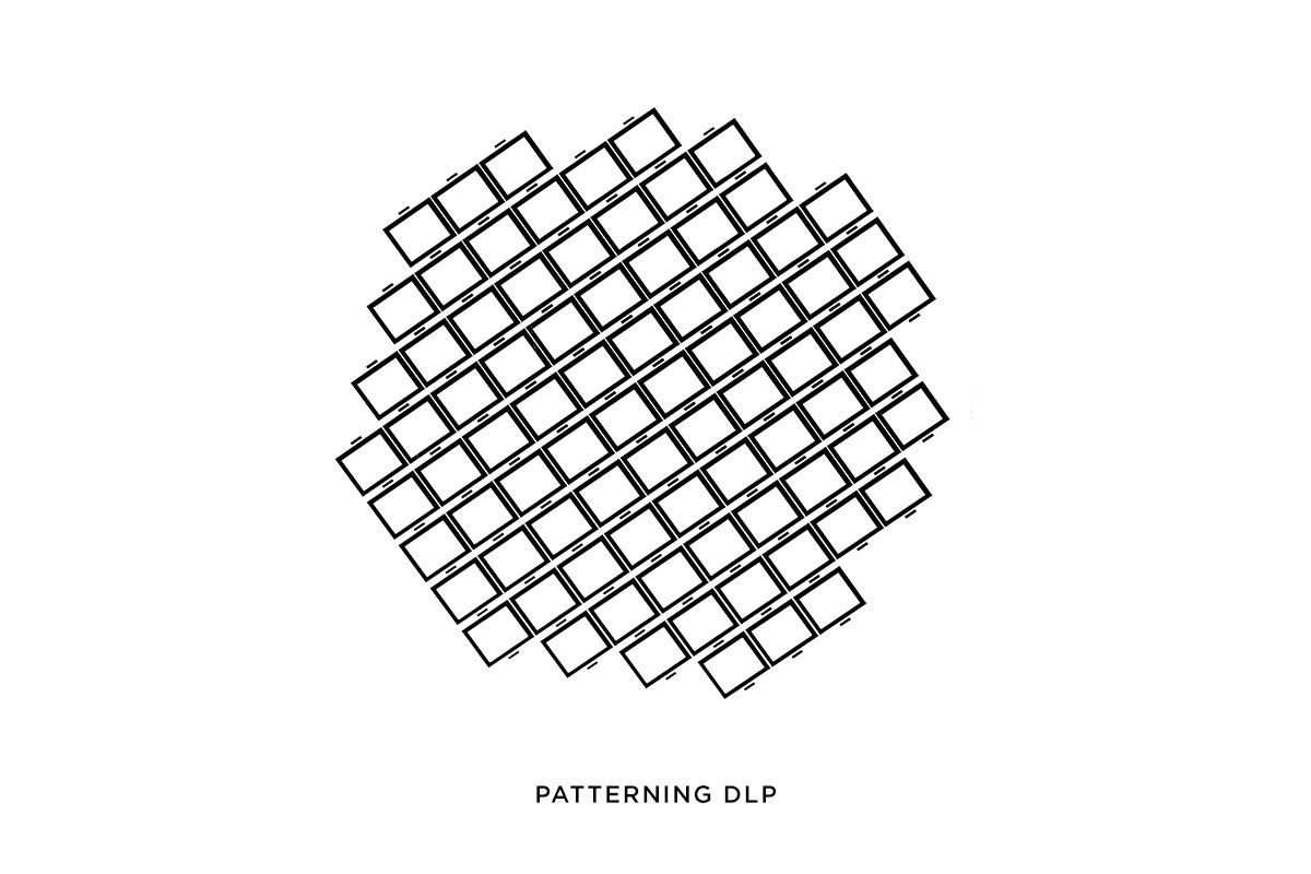 Patterning DLP(v4)a